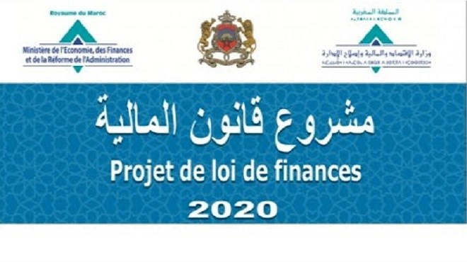 Loi De Finances 2020 Maroc